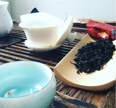 Cliff Tea oolong
