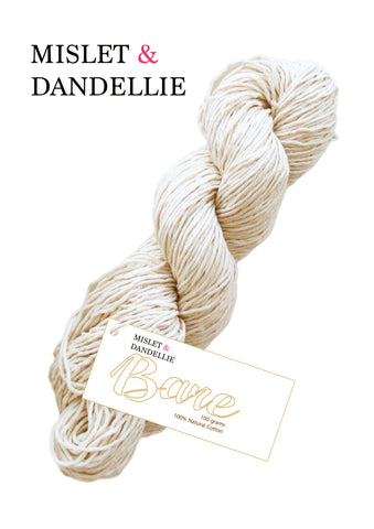 Bare Natural Cotton 8ply Bulk