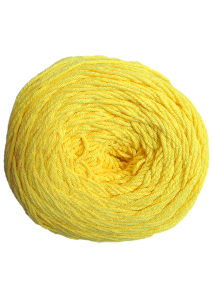 Cotton 4 ply in Canary