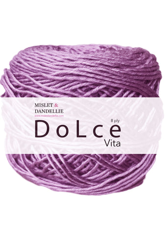 Dolce 8ply in Cashmere Rose