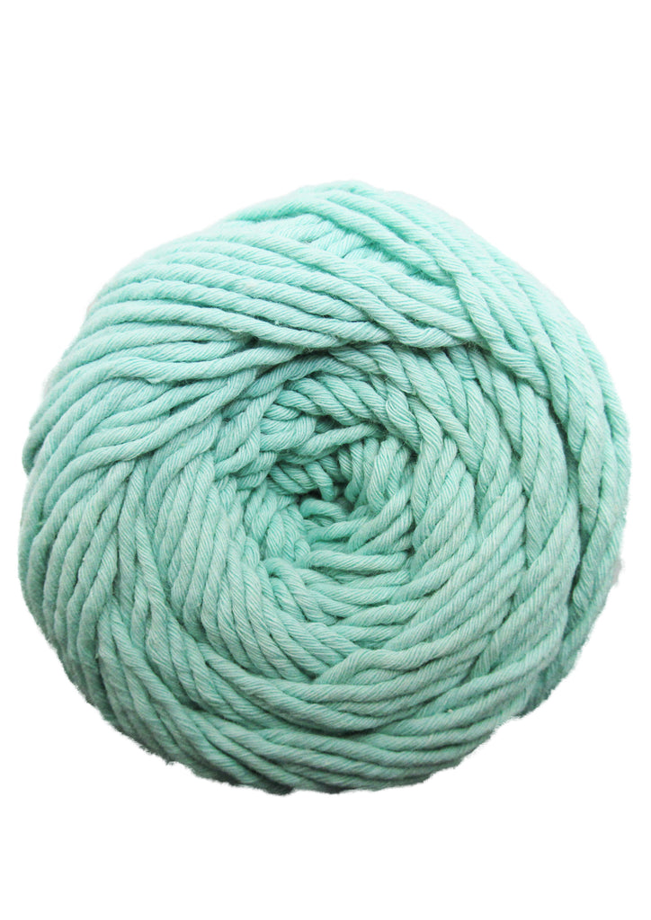 Cotton 100gr 8ply in Mint