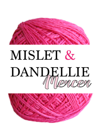 Merceri 100 gr 4ply in Fuchsia
