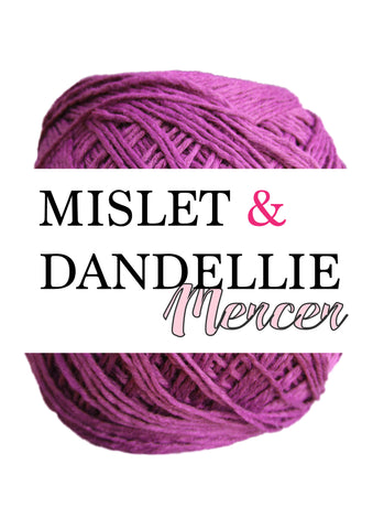 Merceri 100 gr 4ply in Grape