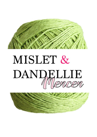 Merceri 100 gr 4ply in Lime
