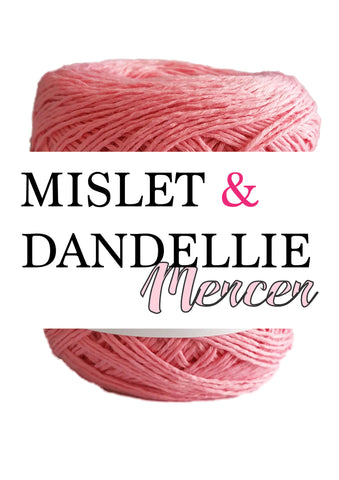 Merceri 100 gr 4ply in Warm Pink