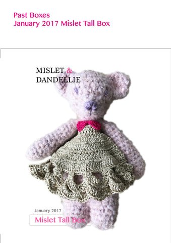 Mislet Tall-Misly Bear