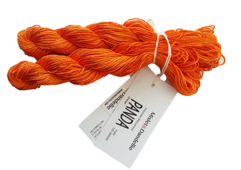 Panda 4 ply in Orange