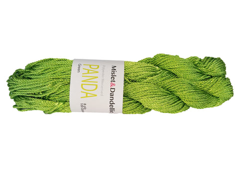 Panda 8ply in Green