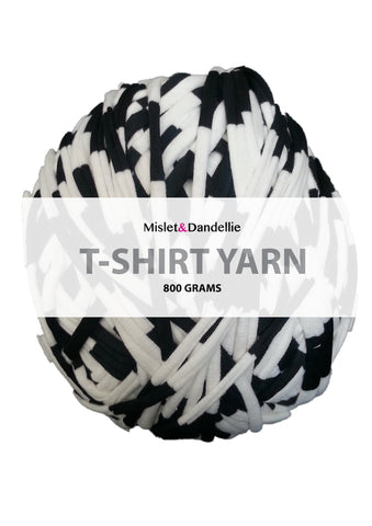 T-shirt Yarn in Stripe