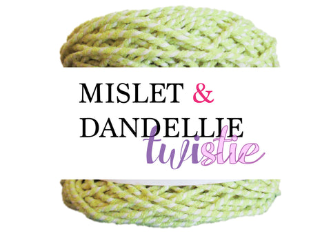 Twistie in Lime