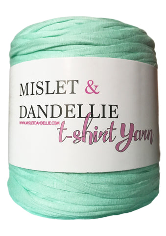 T-shirt Yarn in Baby Mint