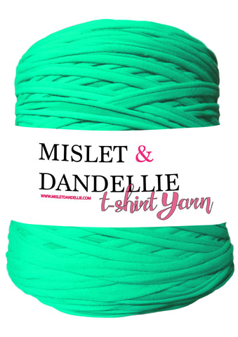 T-shirt Yarn in Mint