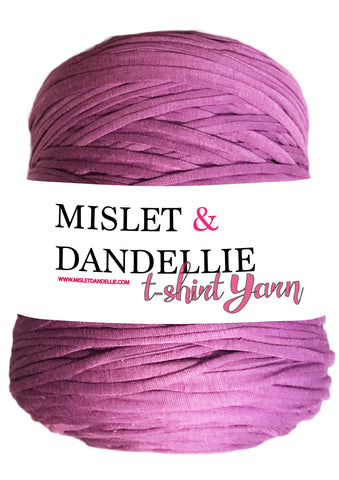 T-shirt Yarn in Cashmere Rose