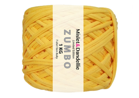 Zumbo 1KG in Yellow