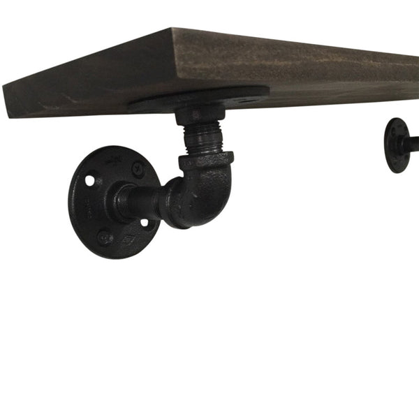 Industrial shelf brackets- shelf brackets- iron shelf brackets
