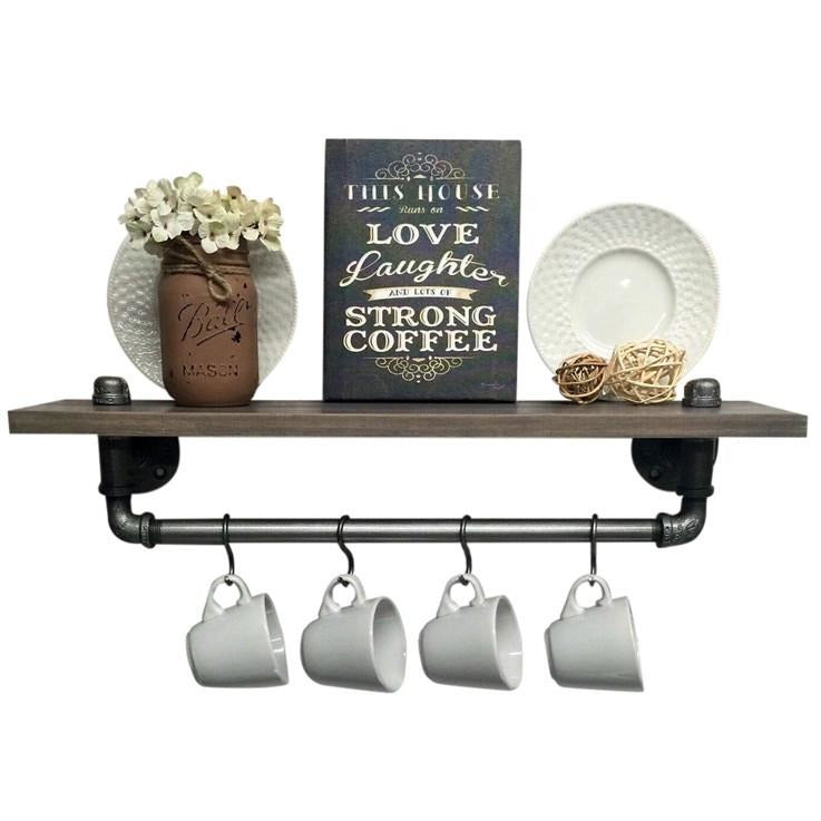 freestanding product style by industrial original unit shelving cosywood shelf