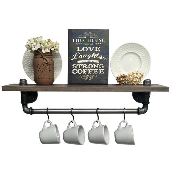 Industrial kitchen shelves- industrial shelf