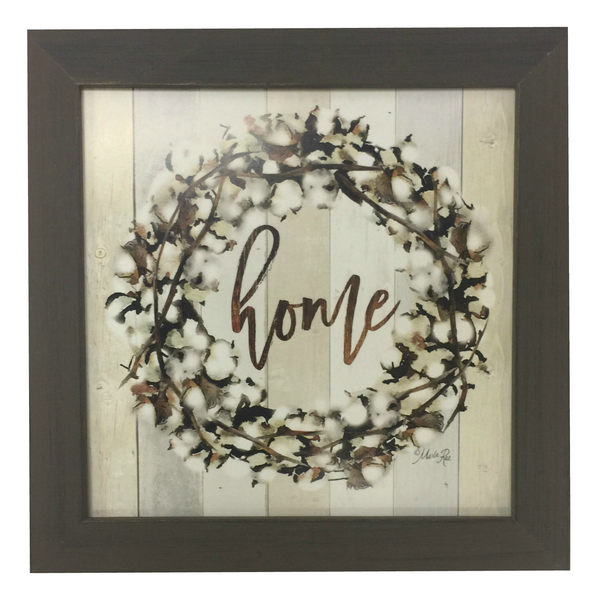 Rustic Home Framed Art