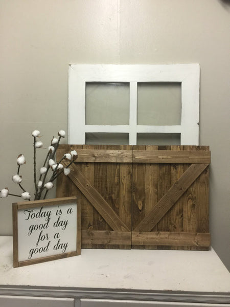 Barn Door - Rustic Barn Door - Custom Barn Door