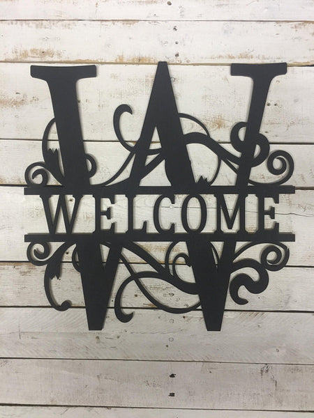 Welcome Sign-Wood Welcome Sign-Wedding Welcome Sign