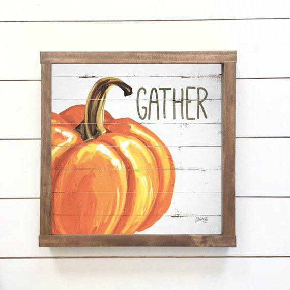 GATHER PUMPKIN