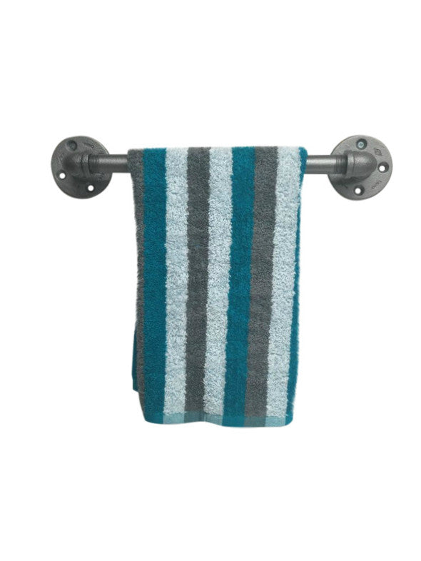Industrial Towel Bar- industrial towel rack