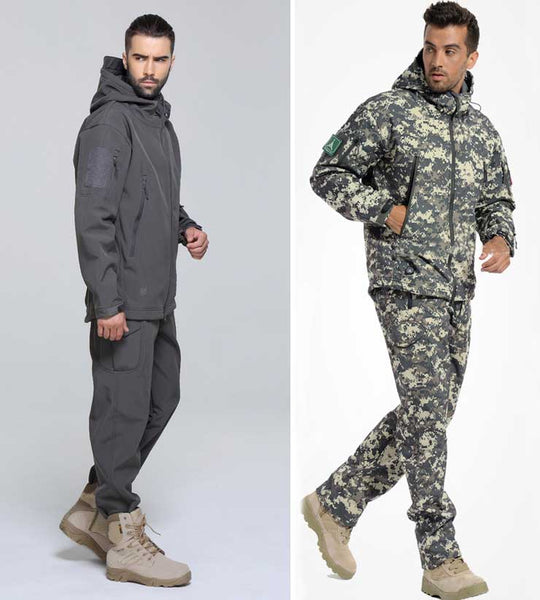 Tactical Pants and Jacket