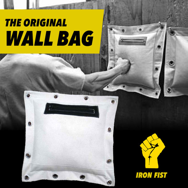 IRON FIST WALL BAG