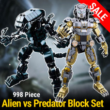 Alien Vs Predator Block Sets