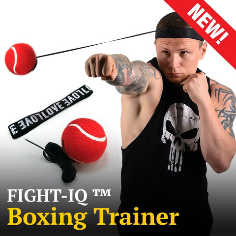 Fight-IQ™ Boxing Trainer