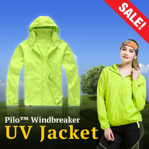 Women's Pilo™ Windbreaker UV Jacket