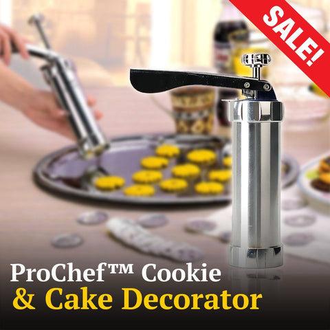 ProChef™ Cookie & Cake Decorator