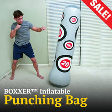 BOXXER™ Inflatable Punching Bag