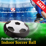 ProBaller™ Hovering Indoor Soccer Ball