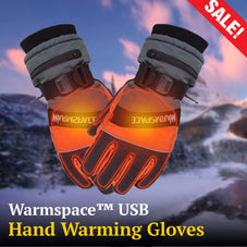 Tactix™ USB Hand Warming Gloves