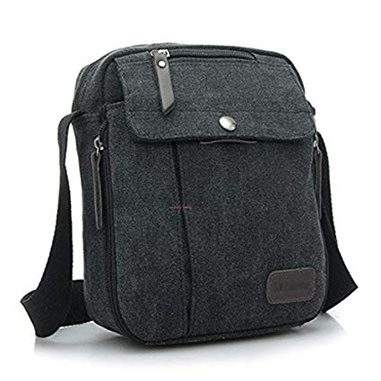Travall™ Canvas Messenger Bag