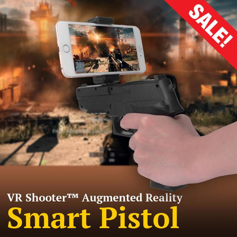 VR Shooter™ Augmented Reality Smart Pistol