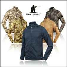 MEG KNIGHT™ Tactical Windbreaker Jacket
