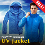 Men's Pilo™ Windbreaker UV Jacket