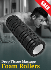Deep Tissue Massage High Density Foam Roller