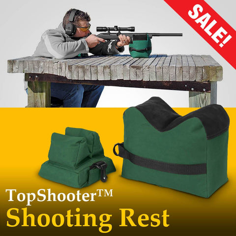 TopShooter™ Shooting Rest