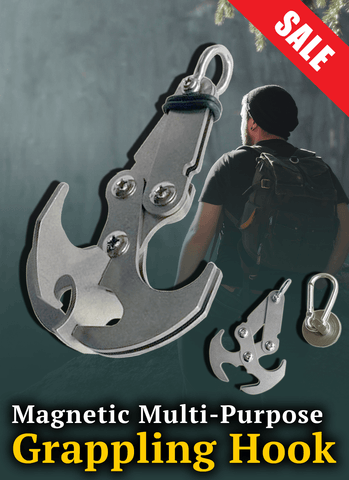 Magnetic Gravity Hook