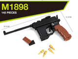 Limited Edition Building Block Gun Sets