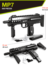 Building Block Gun Sets