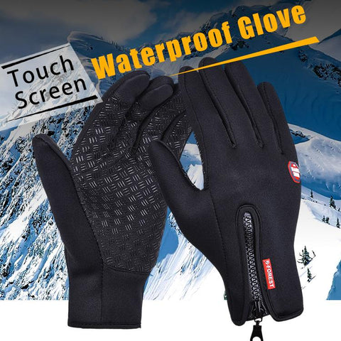 "Windstopper™ Waterproof ""Touch Screen"" Gloves"