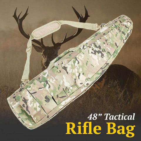 "48"" Tactical Rifle Bag"