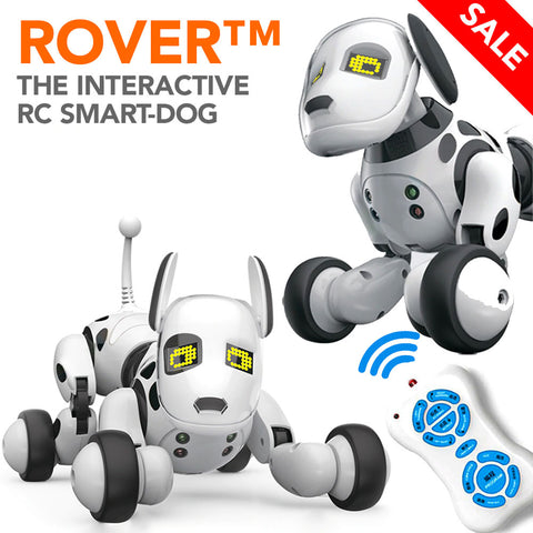 Rover the Interactive RC Smart Dog