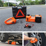 ElectroJack™ - The Ultimate Emergency Car Repair System
