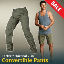 Tactix™ Detachable Pants