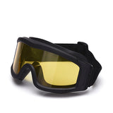 USA Military Goggles w/ 3 Lenses